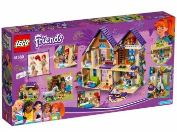 Констр-р LEGO Friends Дом Мии Медведь Калуга